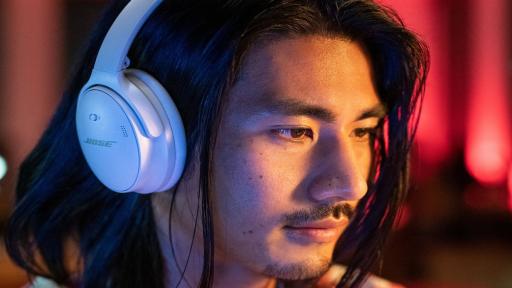 Active Noise Cancellation of QuietComfort 45 Headphones