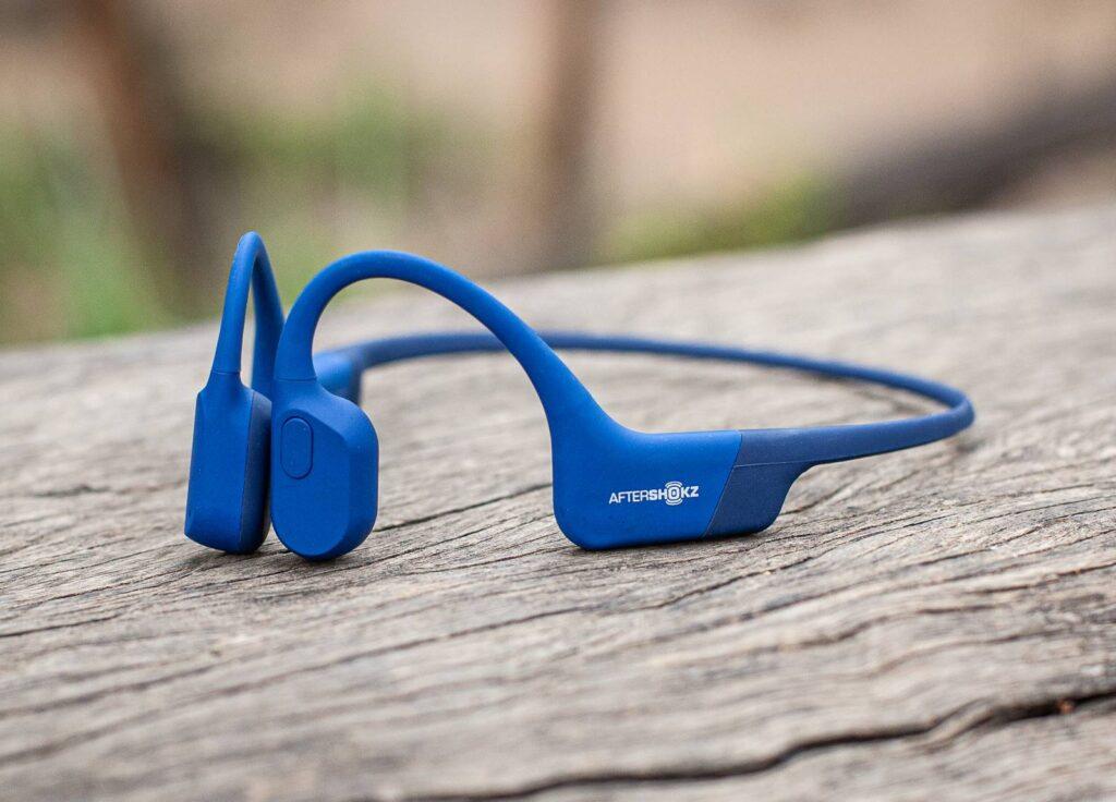 Design and Confort- AfterShokz Aeropex Headphones Review
