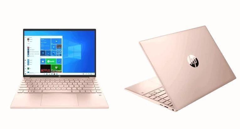 Design of HP Pavilion Aero 13 Laptop