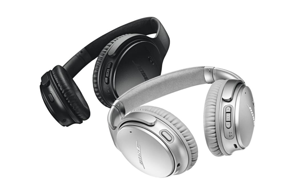 Design of QuietComfort 45 Headphone