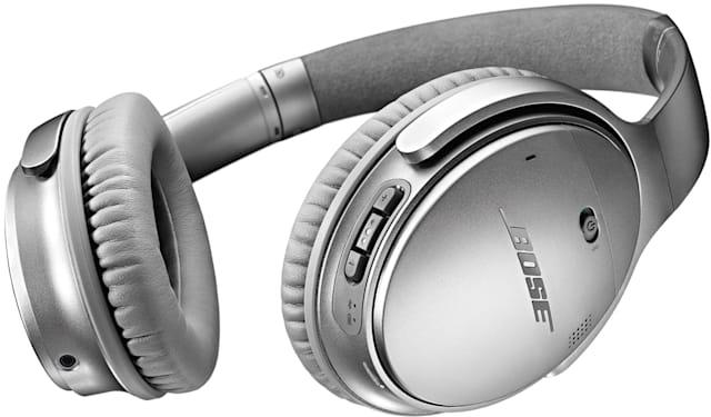 Digital Assitant and Controls- Bose Quiet Comfort 45 Review