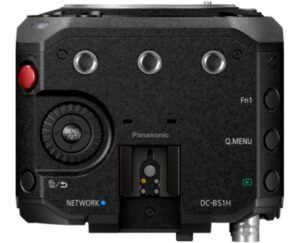 SDI Connections of Panasonic Lumix BS1H Full-Frame Box Camera