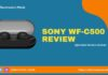 Sony WF-C500 Review: Affordable Wireless Earbuds