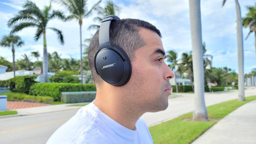 Sound Quality of QuietComfort 45 Headphones